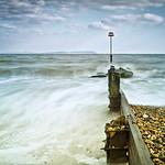 20130402 Avon Beach Waves
