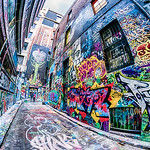 20140926 Hosier Lane Street Art
